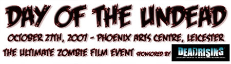 Day of the Undead: Zombie Film Festival